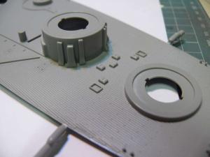 BISMARCK 1/350 Platinum Edition Mini_194453DKMBismarck70