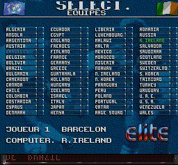Eric Cantona Football Challenge - Fiche de jeu Mini_2027049710