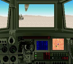 Garry Kitchen's Super Battletank - Fiche de jeu Mini_217679844