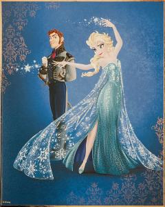 Disney Fairytale Designer Collection (depuis 2013) - Page 6 Mini_235288lithoElsa