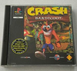 "Jeux ""multi-version"" black label PS1 Mini_241820Crash1"