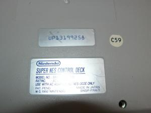 Retro - Super Nintendo: 20ans Mini_257957P1050094