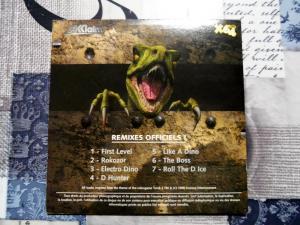 CD audio Killer Instinct, Player One, Turok, Psygnosis soundtrack vol  Mini_2918741004581