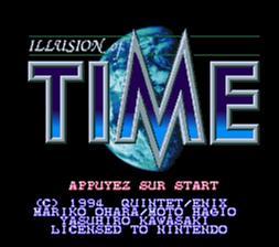 Illusion of Time - Fiche de jeu Mini_294981791