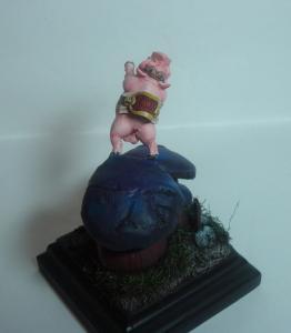 Les réalisations de Pepito (nouveau projet : diorama dans un marécage) Mini_296218Cochongob61