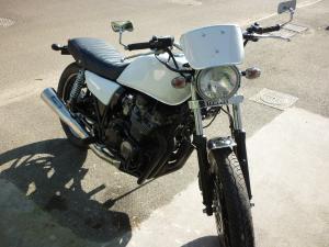 XJ 400 en Cafe Racer et/ou Brat Style Mini_304405P1060008