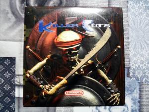 CD audio Killer Instinct, Player One, Turok, Psygnosis soundtrack vol  Mini_3126121004584