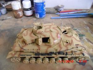 panzer - PANZER 4 ausf.F Mini_317970CIMG1915