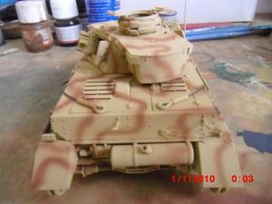 panzer - PANZER 4 ausf.F Mini_329072CIMG1917