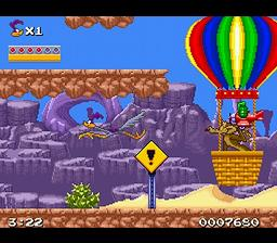 Looney Tunes Road Runner - Fiche de jeu Mini_347322653