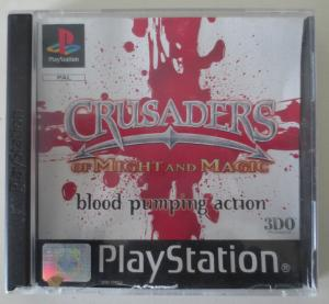 "Jeux ""multi-version"" black label PS1 Mini_410062Crusaders2"