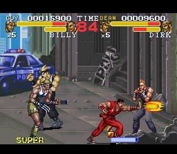 Final Fight 3 - Fiche de jeu Mini_434562512