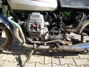 GUZZI V65 SP à redémarrer et modifier   Mini_450707V65023