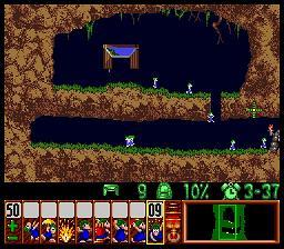 Lemmings - Fiche de jeu Mini_496865212