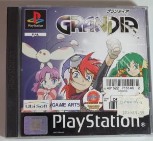 "Jeux ""multi-version"" black label PS1 Mini_509180Grandia2"