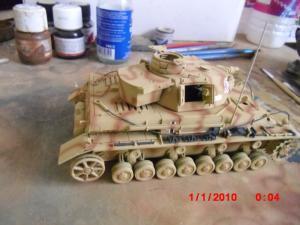 panzer - PANZER 4 ausf.F Mini_513145CIMG1921