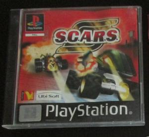 "Jeux ""multi-version"" black label PS1 Mini_525114SCARS2"