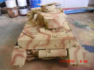 panzer - PANZER 4 ausf.F Mini_525119CIMG1917