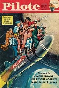 Pilote - Le journal d'Astérix et d'Obélix Mini_533775pilote115