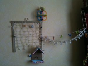 Aire de jeux verticale maison Mini_538538photo2