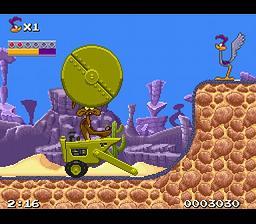 Looney Tunes Road Runner - Fiche de jeu Mini_541726442