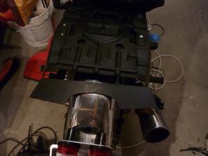XJ 400 en Cafe Racer et/ou Brat Style Mini_544603P1050856