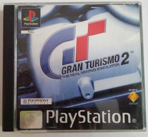 "Jeux ""multi-version"" black label PS1 Mini_566848GranTurismo21"