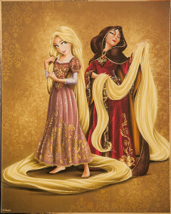 Disney Fairytale Designer Collection (depuis 2013) - Page 6 Mini_567398lithoRaiponcegothel