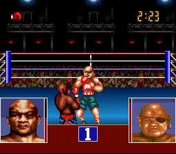 George Foreman's KO Boxing - Fiche de jeu Mini_568626462