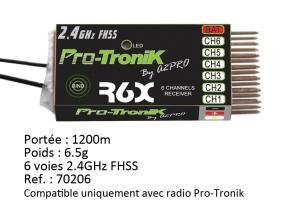 Nouvelle radio Pro-Tronik ptr6a v2 mode 1,2,3 et 4! Mini_601446A2P701002