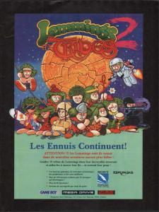 Lemmings 2 : The Tribes - Fiche de jeu Mini_640564Lemmings2