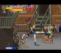 Final Fight 3 - Fiche de jeu Mini_654537684