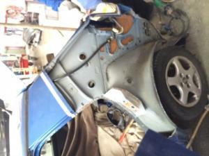 """Golf 2 1l6 TD 80 Accidenté en """" réparation""""  Mini_661056IMG1176"""