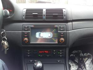[BMW 330 d E46] Autoradio multimédia Mini_667956dynavin0095848388000108233307