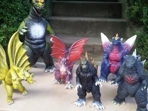 Godzilla collection Mini_672117mgodzi3