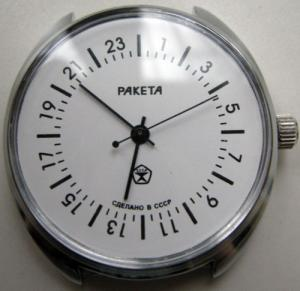 Authenticité Raketa 2609 Mini_6764055512