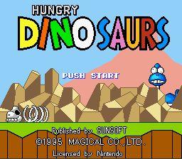 Hungry Dinosaurs - Fiche de jeu Mini_680736871