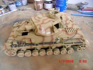 panzer - PANZER 4 ausf.F Mini_682954CIMG1910