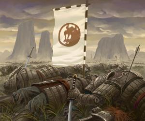 Le Livre des Cinq Anneaux / Legends of Five Rings [L5A / L5R] Mini_684492aftermath