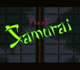 First Samurai - Fiche de jeu Mini_692342671