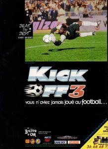 Kick Off 3 : European Challenge - Fiche de jeu Mini_698520KickOff3