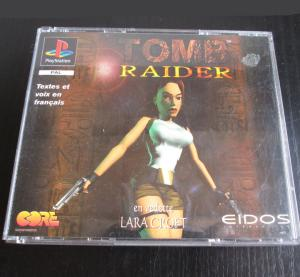 "Jeux ""multi-version"" black label PS1 Mini_709322TombRaider2"