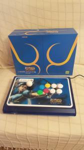 Arcade Stick Super Street Fighter IV Chun li Xbox 360 Mini_73987420160324204008