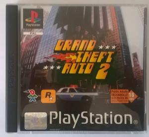 "Jeux ""multi-version"" black label PS1 Mini_750590GTA21"