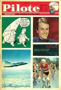 Pilote - Le journal d'Astérix et d'Obélix Mini_775294pilote188