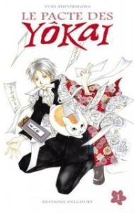[ANIME/MANGA] Le Pacte des Yôkai (Natsume Yuujinchou/Natsume's Book of Friends) Mini_775550MidorikawaLePactedesyokaicouverture