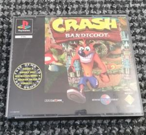 "Jeux ""multi-version"" black label PS1 Mini_818098Crash2"