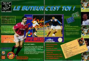 Eric Cantona Football Challenge - Fiche de jeu Mini_829546EricCantona