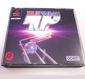 "Jeux ""multi-version"" black label PS1 Mini_835935TruePinball3"