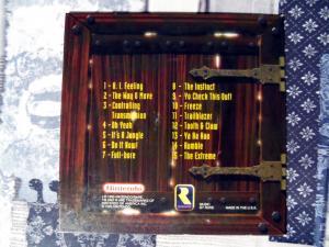CD audio Killer Instinct, Player One, Turok, Psygnosis soundtrack vol  Mini_8431231004586